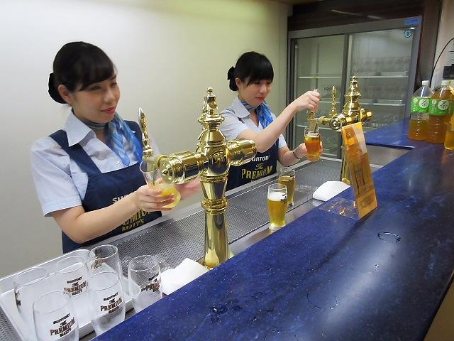 ランニング&ビール工場見学(^^♪ その2