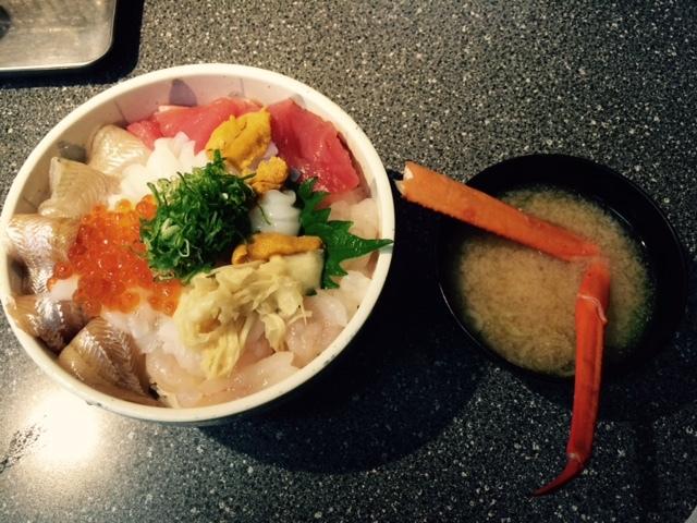 [米子市]鳥取で海鮮を食べるなら地元の人も御用達の山芳亭へ♪ 料理2