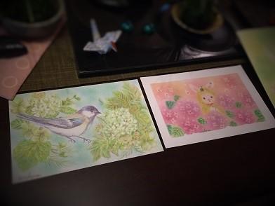 WAKANA紫陽花