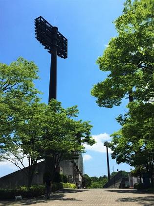 広島広域公園第二球技場