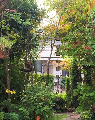 KONOHAの庭