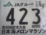 第30回記念大会・日本海メロンマラソン