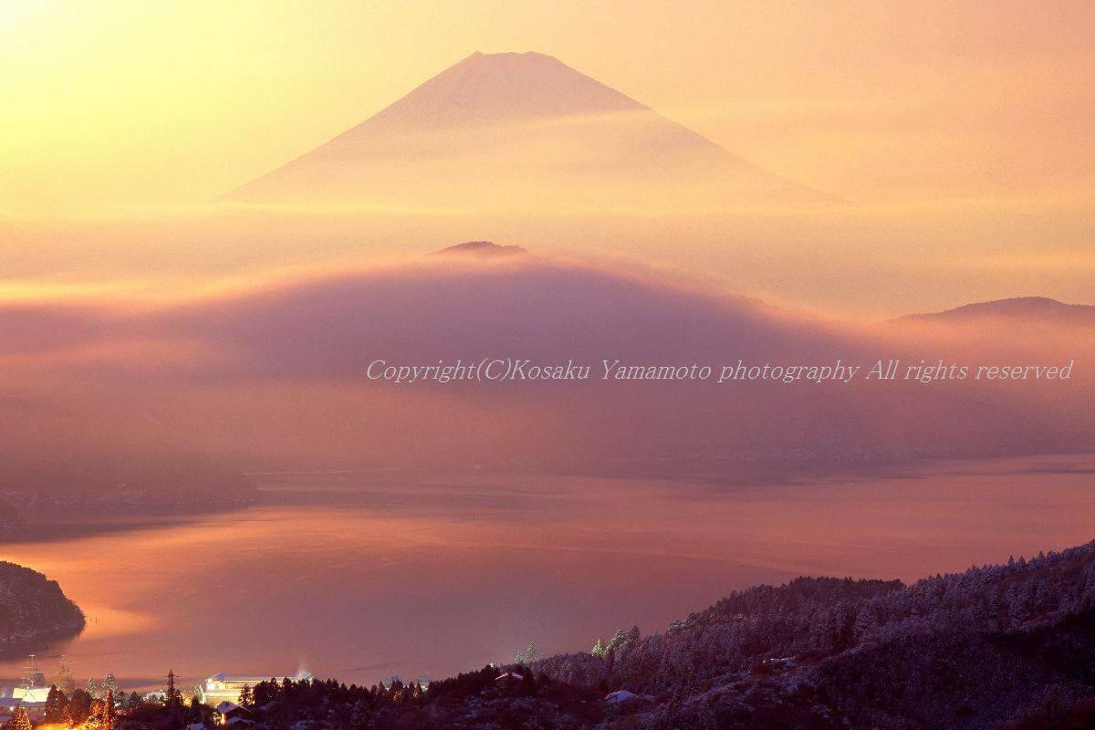 月光の羽衣‗大観山