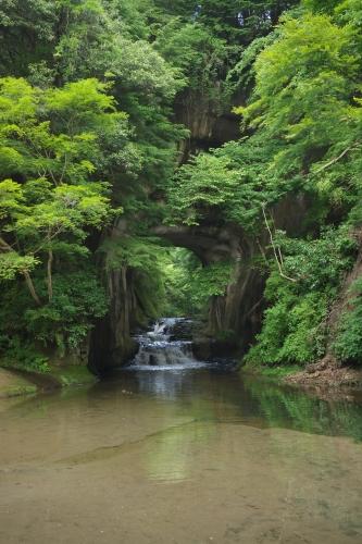 濃溝の滝_4