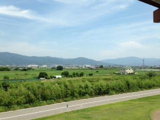 奈良盆地1