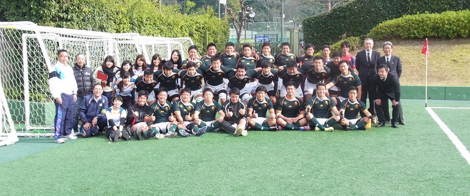 平成27年度大阪教育大学ラグビー部