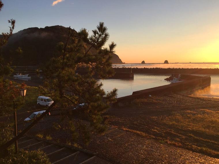 朝陽の浜-4