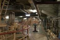関西電力今渡発電所水車室