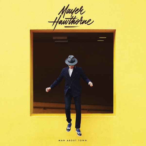 Mayer Hawthorne / Man About Town
