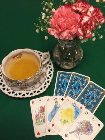 ルノルマンお茶会④