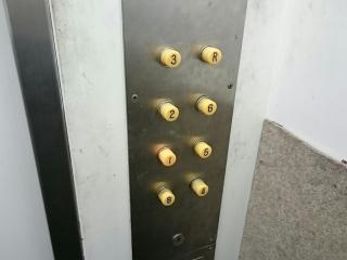 レトロエレベーター