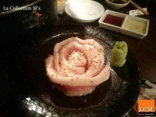 焼肉豚トロ