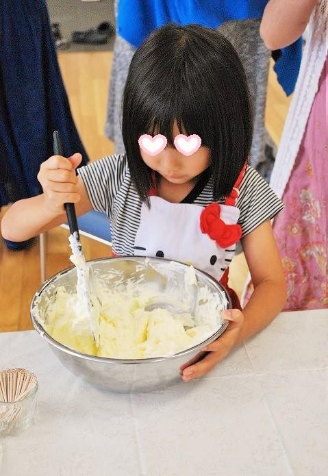 デコレーションカップケーキ出張レッスン