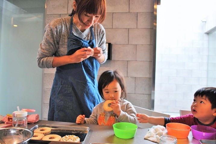 『リースクッキー』Lesson