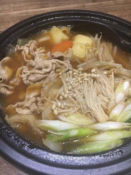 味噌煮込み鍋