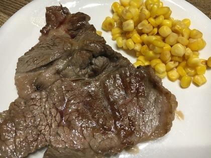 牛さんステーキ