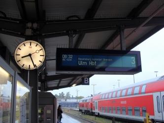 フリードリヒスハーフェン駅