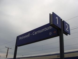 カルヌントゥム駅