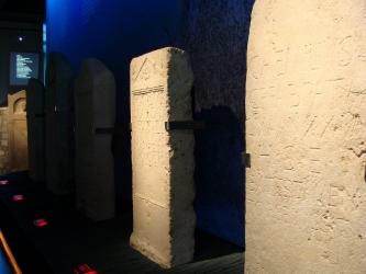 カルヌントゥム 石碑