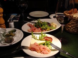 イタリア料理も良い