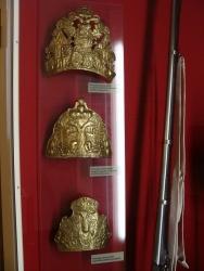 擲弾兵の装飾