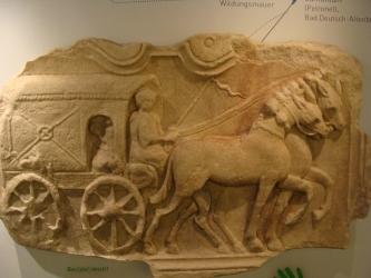 古代ローマ 馬車