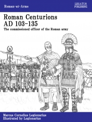 Ancient roman commissioned officer