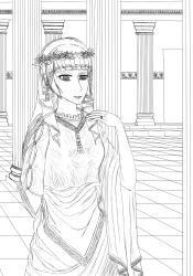ローマの花嫁 下書き