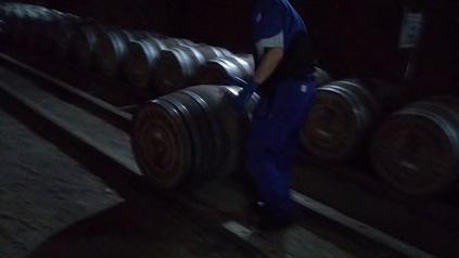宮城峡 樽倉庫