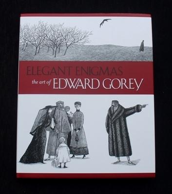 edward gorey - elegant enigmas 01