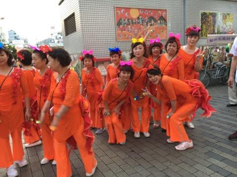 盆踊りコンテスト