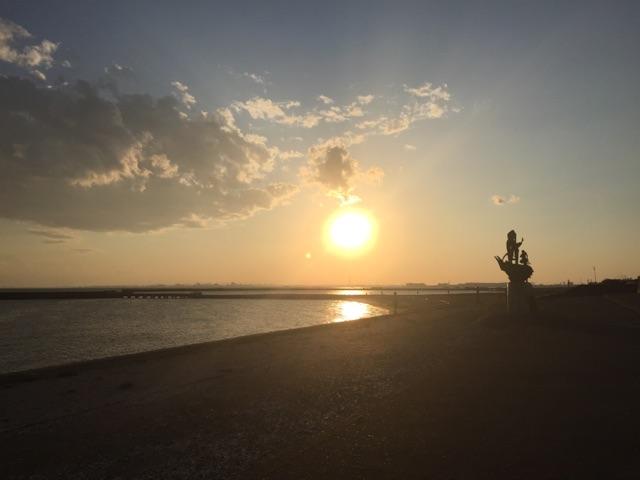 検見川浜5