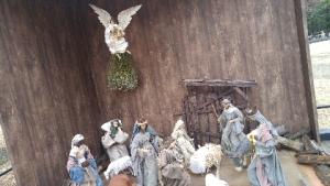 クリスマスマーケットキリスト誕生2
