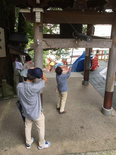 280828 高塚地蔵尊参拝13