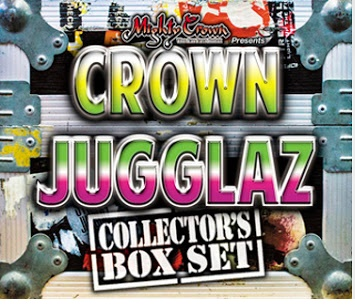 CROWN JUGGLAZ-Collectors Box Set-