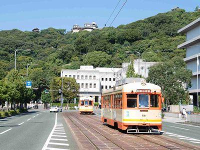 松山路面電車