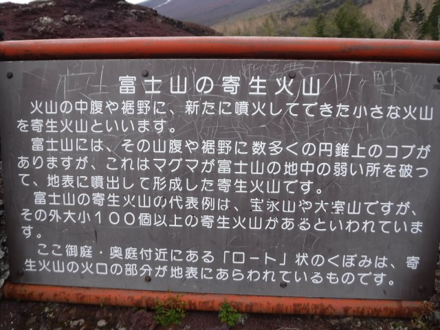 御道中 大沢崩れ 2016.5.20 051