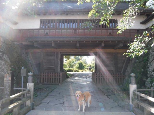 諏訪高島城 2016.9.30 014