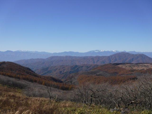 霧ヶ峰高原 2016.11.5 034