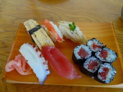 八丁鮨のお寿司