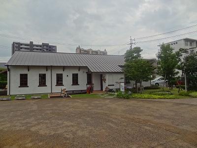ホガラカのお店の外観