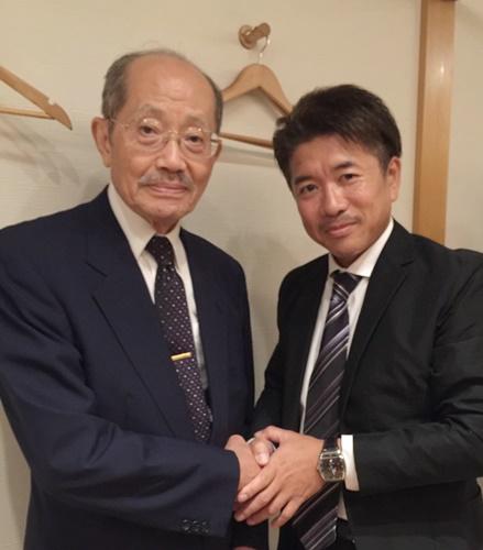 20160904稲岡先生と院長