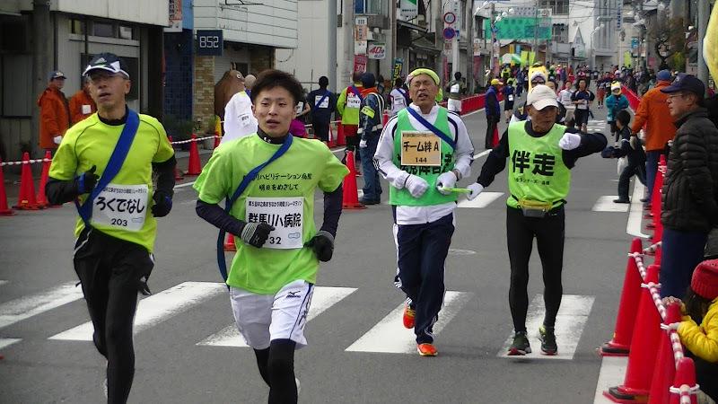 -1中之条5hマラソン
