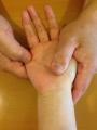 指ヨガの手