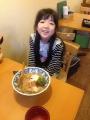 梅田さん娘最終日