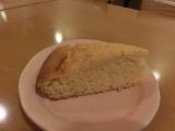 食事5コーンミールケーキ