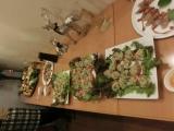 3野菜のアボカドディップ