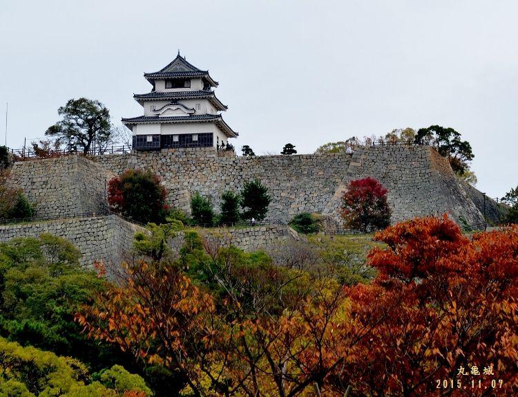 丸亀 城1