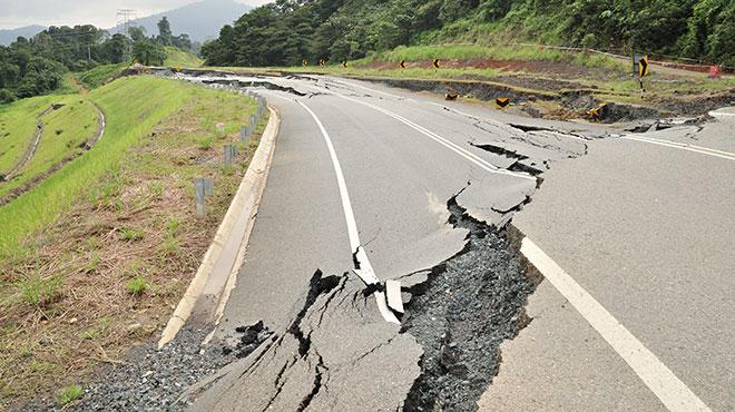 地震 イメージ