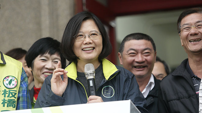 台湾 総統
